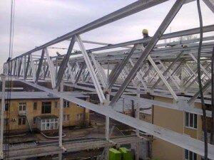 Завод металлоконструкиций проектирование и монтаж