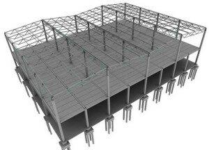 Проектирование металлоконструкций Киев
