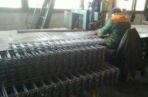 Изготовление сетка арматурная Киев